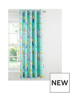 catherine-lansfield-mermaid-eyelet-curtains