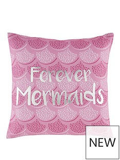catherine-lansfield-mermaid-cushion