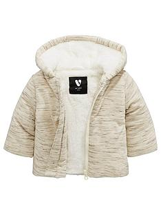 mini-v-by-very-baby-unisex-cosy-faux-fur-lined-jersey-jacket-white