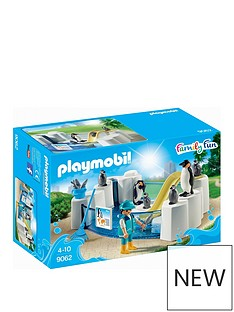 playmobil-aquarium-penguin-enclosure