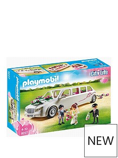 playmobil-wedding-limo