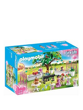 playmobil-9228-city-life-wedding-reception-with-childrens-wedding-ring