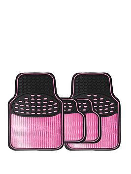 streetwize-accessories-think-pink-4pce-revelation-mat-set