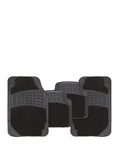 streetwize-accessories-black-stellar-combination-car-mat-set