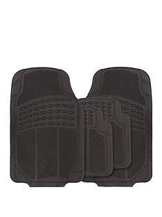 streetwize-accessories-explorer-black-heavy-duty-rubber-mat-4-piece-set