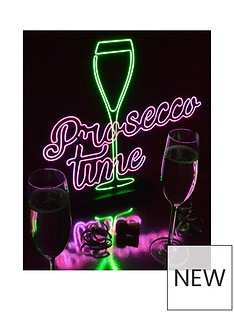neon-effect-prosecco-time-light