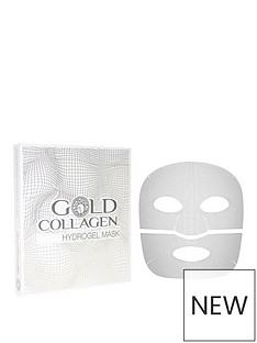 gold-collagen-hydrogel-mask