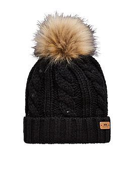 Trespass Lillia Hat - Black