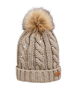 Trespass Lillia Hat - Pebble