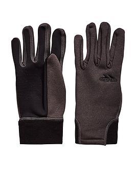 Trespass Atherton Touch Screen Gloves - Carbon