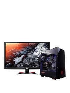 cyberpower-armada-a10-pro-amd-a10-8gb-ram-1tb-hard-drive-24in-full-hd-gaming-pc-monitor-amd-radeon-onboard-graphics-black