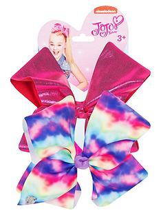 jojo-bow-set-rainbowhot-pink