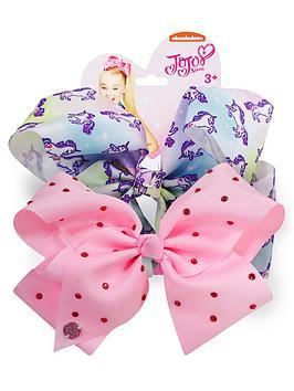 jojo-bow-set-unicornlight-pink