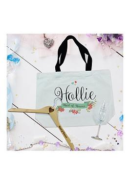 floral-bridal-party-bag-flute-and-hanger-set