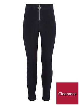 river-island-girls-blue-front-zip-ponte-jeans
