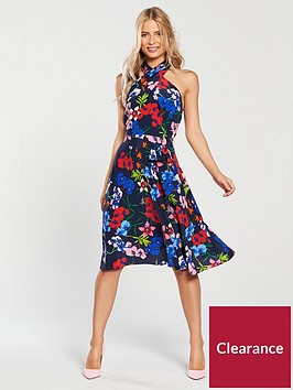 karen-millen-karen-millen-fresh-floral-print-silk-dress