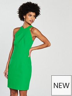 karen-millen-scuba-pencil-dress