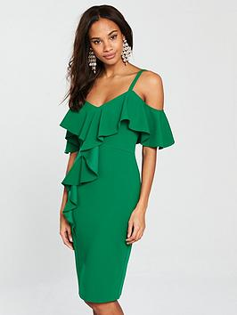 coast-dustin-shift-dress-green