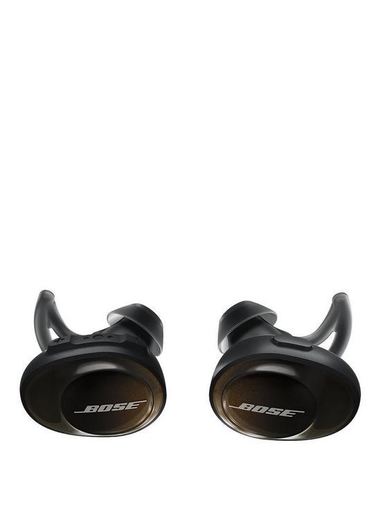 506c2f0d178 Bose SoundSport® Free Wireless Headphones - Black   very.co.uk
