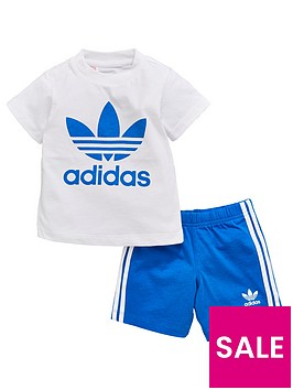 adidas-originals-baby-boys-short-tee-set