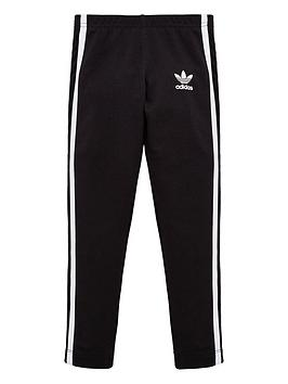 adidas-originals-younger-girls-leggings-black