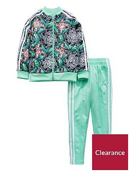 adidas-originals-younger-girls-zoo-superstar-suit-multinbsp