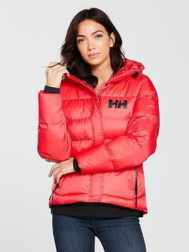 Helly Hansen Stellar Puffy Jacket - Red