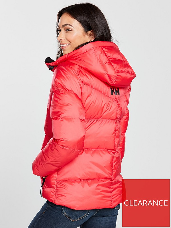 Stellar Puffy Jacket Red