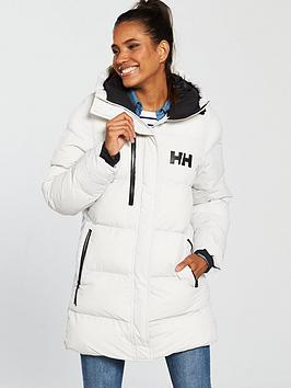 Helly Hansen Adore Puffy Parka - White