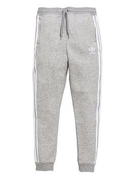 adidas-originals-boys-pants-grey-heathernbsp