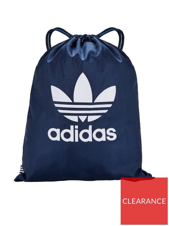 adidas Originals Kids Trefoil Gym Sack - Navy  01d49b73a1830