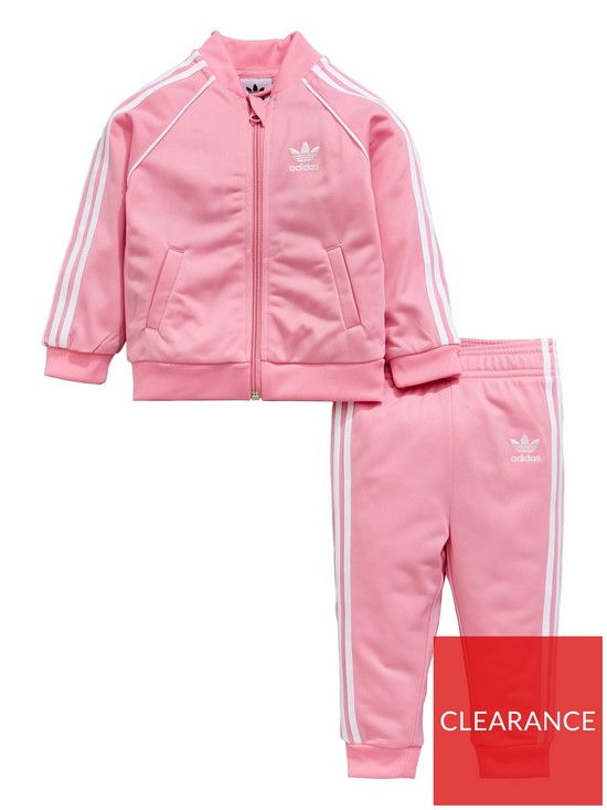 4732bc69c721 adidas Originals BABY GIRLS TRACKSUIT