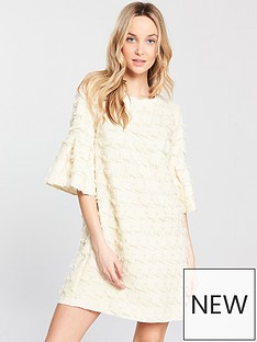 river-island-swing-dress--ivory