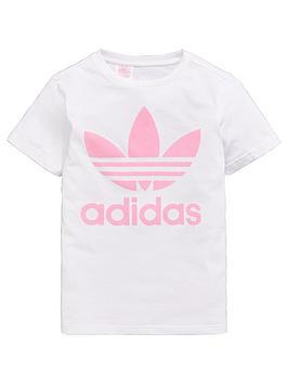 adidas-originals-girls-trefoil-tee-whitepinknbsp
