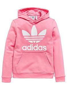 adidas-originals-girls-trefoil-hoodienbsp--pinknbsp