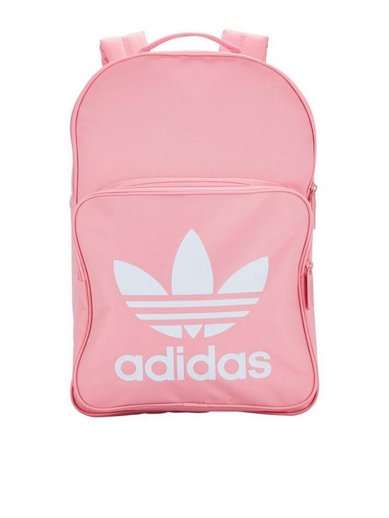 adidas Originals Kids Classic Trefoil Backpack - Pink  2274f314cd56f