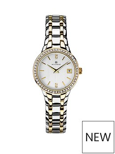 accurist-accurist-ladies-two-tone-stone-set-watch