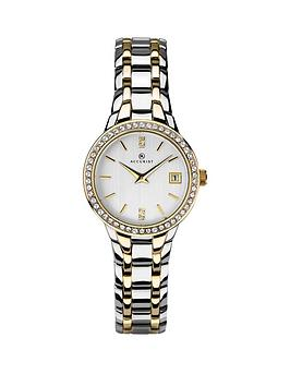 accurist-ladies-two-tone-stone-set-watch