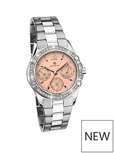 accurist-accurist-ladies-rose-dial-bracelet-watch