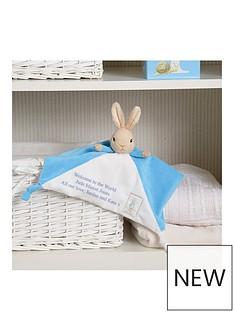 peter-rabbit-personalised-peter-rabbit-comforter