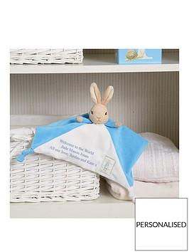 peter-rabbit-personalised-peter-rabbit-comforter
