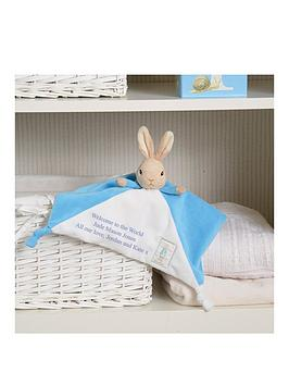 signature-gifts-personalised-peter-rabbit-comforter