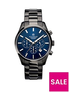 accurist-blue-with-white-detail-chronograph-dial-gun-metal-grey-stainless-steel-mens-watch