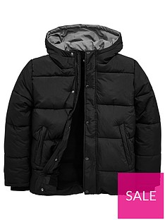 v-by-very-fleece-lined-padded-reflective-hooded-coat-black