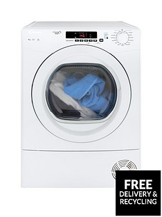 candy-grandonbspvita-gvs-c9dgnbsp9kgnbspload-condenser-tumble-dryer-with-smart-touch-white