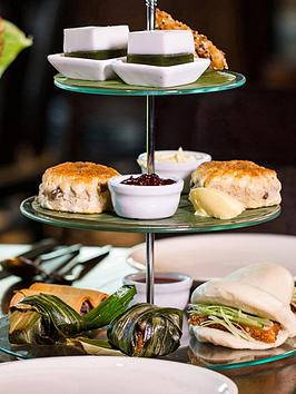 virgin-experience-days-thai-afternoon-tea-for-two-at-chaophrayanbsprestaurant-in-glasgow