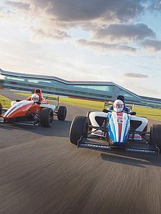 virgin-experience-days-silverstone-thrill-choice-and-three-course-meal-with-wine-innbsptowcesternbspnorthamptonshirenbsp
