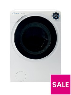 Candy Bianca BWD 596PH3 9kg Wash, 6kg Dry, 1500 Spin Washer Dryer with WiFi - White