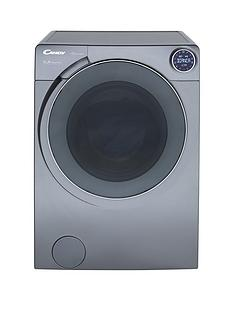 Candy Bianca BWM 149PHR7 9kg Load, 1400 Spin Washing Machine with Simply-Fi - Graphite