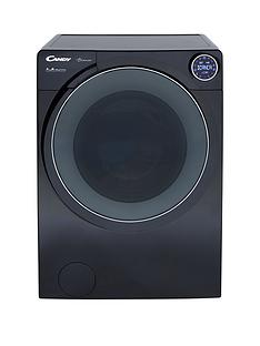 Candy Bianca BWM 149PH7B 9kg Load, 1400 Spin Washing Machine with Wi-Fi - Black